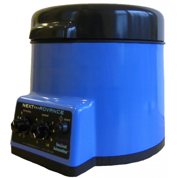 Bullet Blender Blue (1.5 mL snap cap tubes)