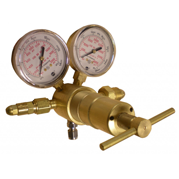 High Pressure Regulator 3000 psi (20 MPa)