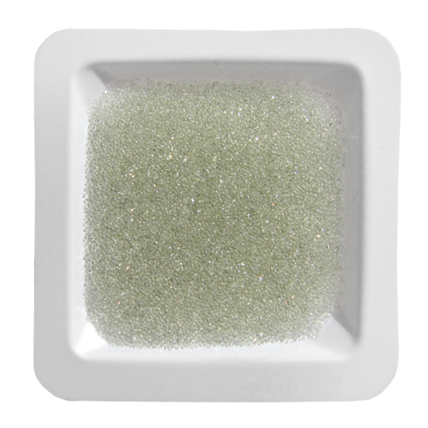 Glass Beads 0.5 mm, 1 lb. (.45 kg)