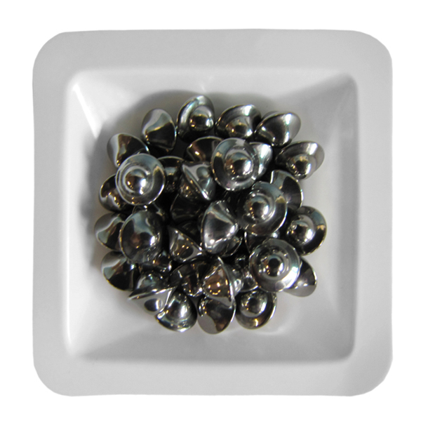 Stainless Steel UFO Beads 5.6 mm, 50 mL