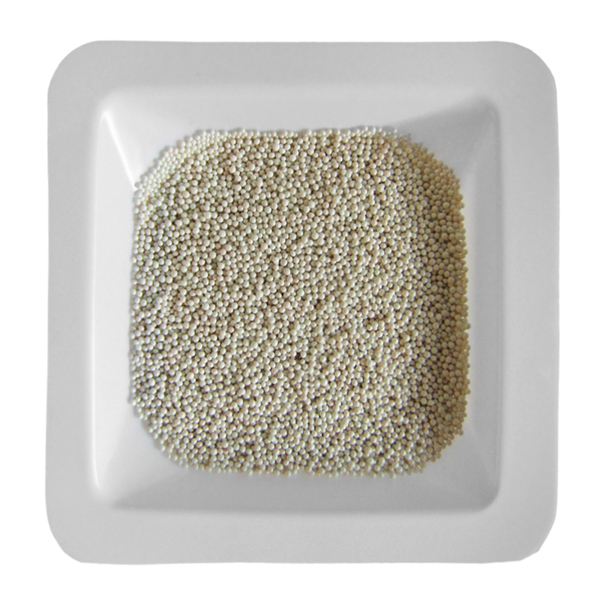 Zirconium Silicate Beads 0.5 mm, 1 lb. (.45 kg)