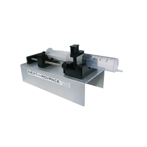 Syringe Pump Stall High Pressure