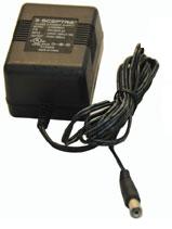 Syringe pump power supply