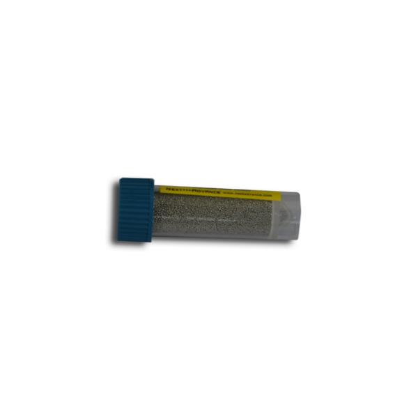Stainless Steel Beads 0.5 mm RNase Free, 4 mL
