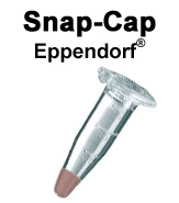 1.5 mL Eppendorf Snap-cap kit for homogenization